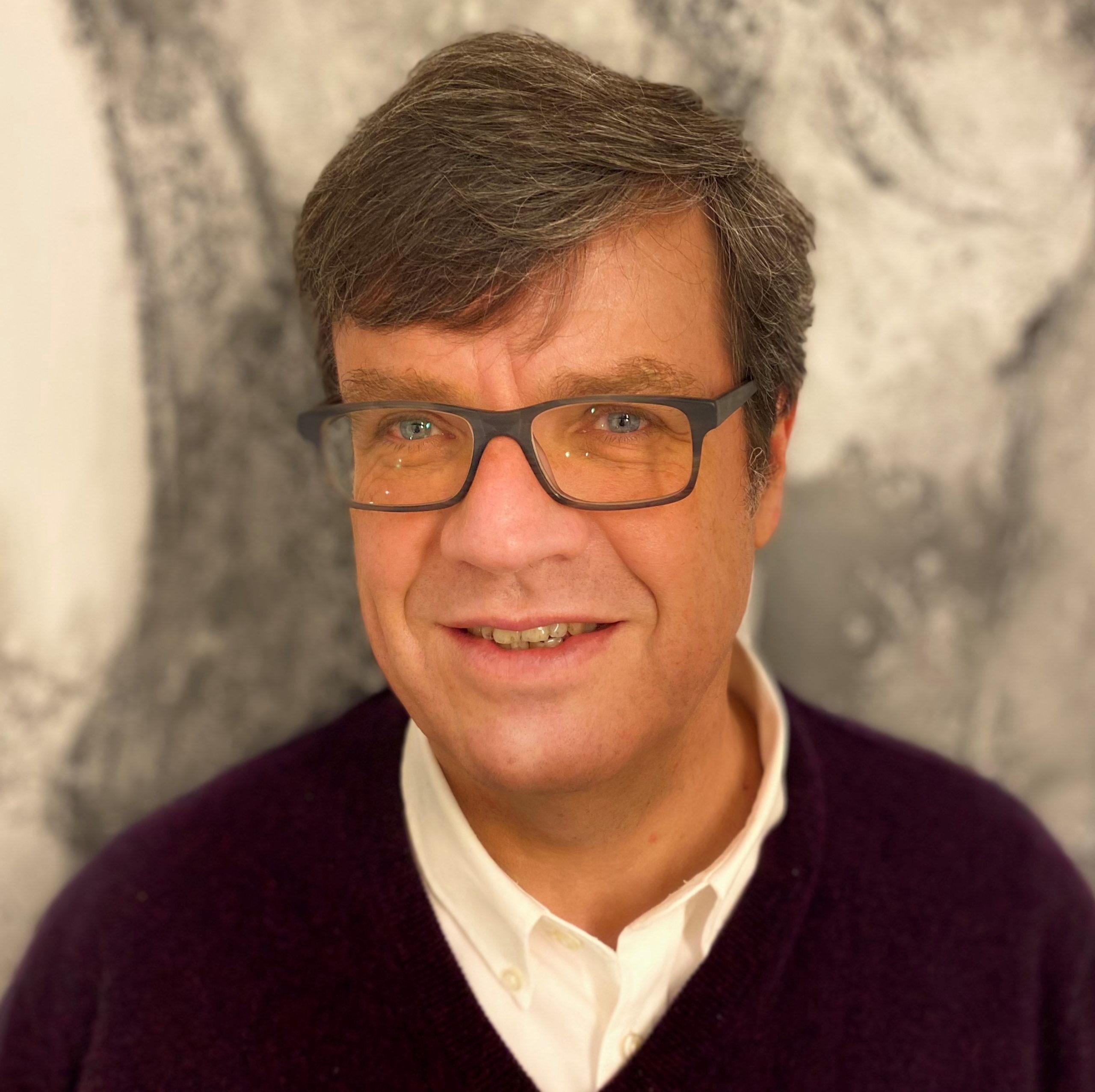 Stellvertretende Vorsitzender Ulrich Blech