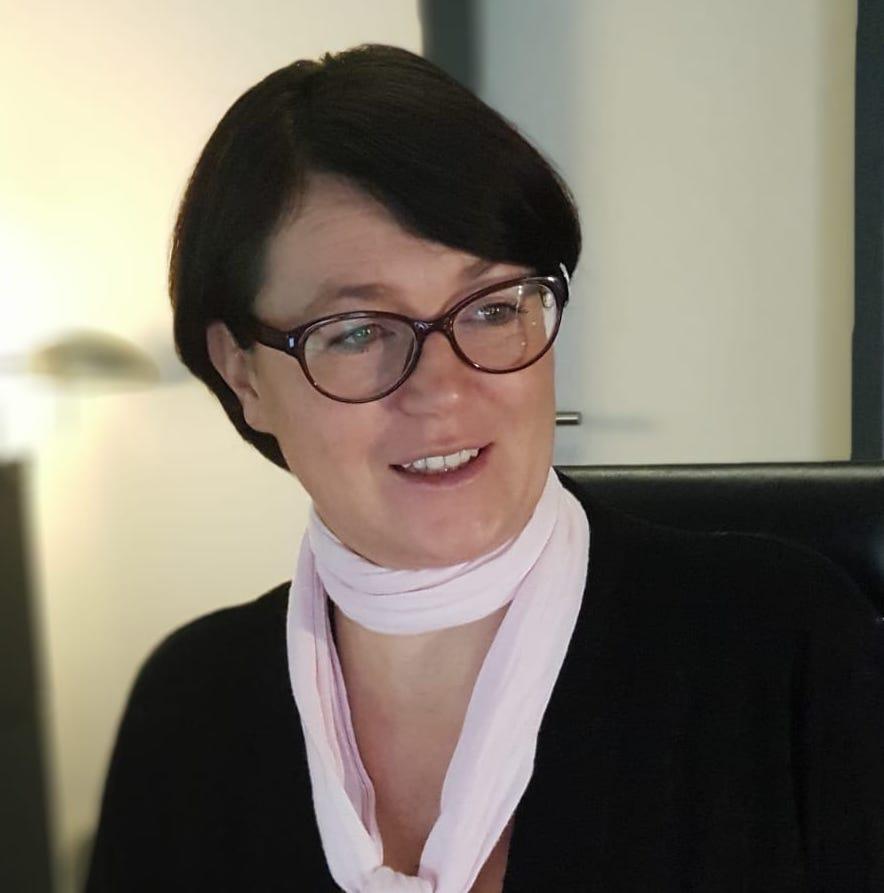 Sandra von Münster Stellvertretende Vorsitzende